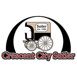 Logo of the Crescent City Sutler